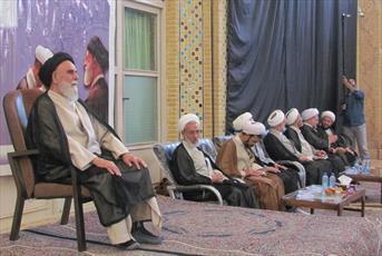 سال تحصیلی  حوزه علمیه کرمان آغاز شد