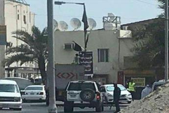 نیروهای آل خلیفه به نمادهای عاشورایی ۴ منطقه بحرین حمله ور شدند
