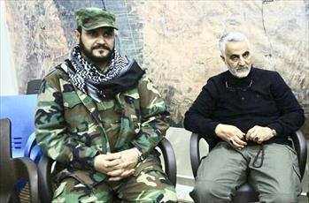 اجتماع سران مقاومت در گیلان با سخنرانی سردار سلیمانی و شیخ اکرم الکعبی