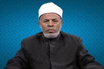 عالم مصری از صدای زشت امام جماعت مسجدالحرام شکایت کرد