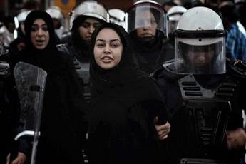 بانوان زندانی بحرین خواستار مبارزه با یزید زمان شدند
