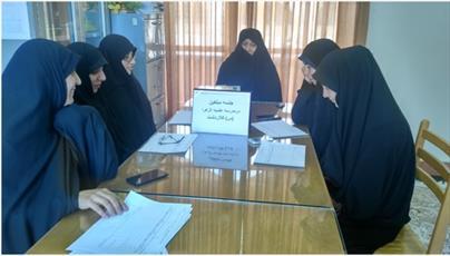 خواهران طلبه پاسخگوی شبهات دینی و اعتقادی دانش آموزان باشند