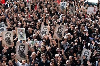 مردم تهران بوی اصحاب کربلا را از پیکر بی سر شهید حججی استشمام کردند