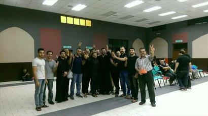 عزاداران حسینی بازداشت شده در مالزی آزاد شدند +تصاویر
