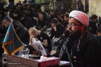 تصاویر/ مراسم عزاداری اباعبدالله الحسین(ع) در مسجد جمکران