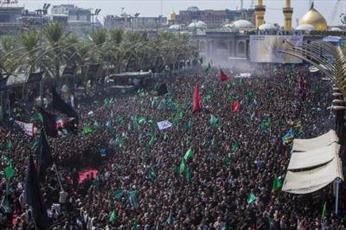 ۱۵۰۰ هیئت عزاداری در کربلا حضور یافتند