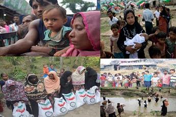 مسلمانان میانمار، قربانیان بازی سیاسی دولت و نظامیان  شدهاند