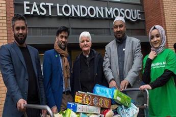 مسجدی در لندن به طرح ایجاد پناهگاه برای بیخانمانها پیوست