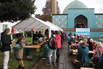 مراسم روز درهای باز در مسجد امام علی(ع) هامبورگ برگزار شد +تصاویر