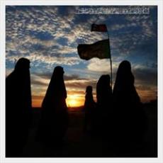 مراسم روضهخوانی به مناسبت اربعین حسینی در جامعه الزهرا(س)