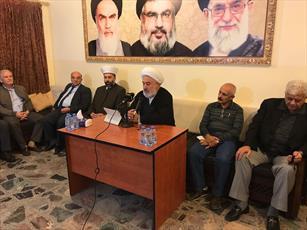 مفتی سابق بعلبک: سخن پیامبر درباره امام حسین(ع) مجالی برای اجتهاد در کربلا نمیگذارد
