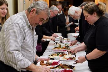 شام میانادیانی «کاتولیکها و مسلمانان» در نیویورک برگزار شد