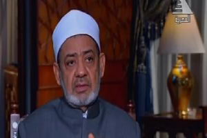شیخ الازهر خواستار تلاش بین المللی برای مبارزه با تروریسم شد