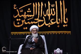 مسلمانان بدانند  حفظ ایمان و اعتقادات اسلامی بسیار مهم است / باید حول قرآن و اهل بیت(ع) متحد باشیم