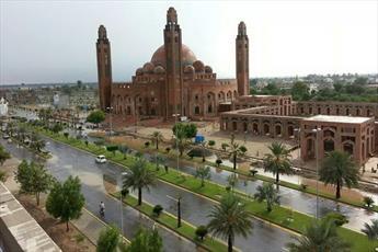 ۴هزار مسجد پاکستان به انرژی خورشیدی مجهز میشوند