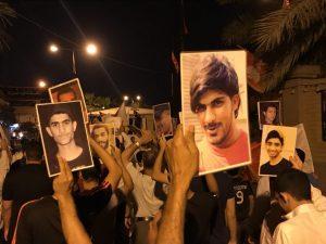 آخرین گزارشها از اعتراضات مردمی در بحرین