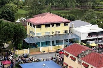 نیمی از مراکز اسلامی مالزی در برابر آتش سوزی ناامن هستند