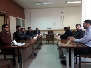 انتخاب دبیر کمیته مدیران خبرگزاریهای خانه مطبوعات قم