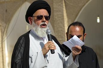 سه کلیدواژه مقام معظم رهبری برای موفقیت جمهوری اسلامی / واقعه عاشورا یک مبنا برای هر فرد مسلمان است