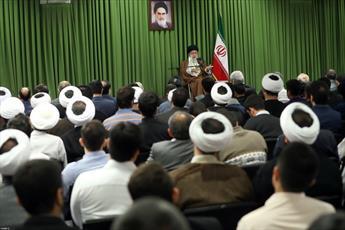 ثبت نام اینترنتی روحانیون برای دیدار با رهبر معظم انقلاب در ۱۹ دی
