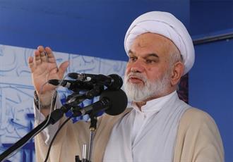 امام جمعه موقت سمنان: جمهوری اسلامی عجلهای برای مذاکره با غرب ندارد