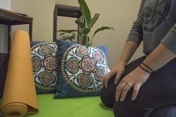 دانشجویان مسلمان کالج ریور در کالیفرنیا صاحب نمازخانه میشوند