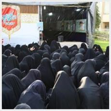 محفل سوگواری شهادت حضرت رقیه(س) در موکب الحسین(ع) برگزار شد