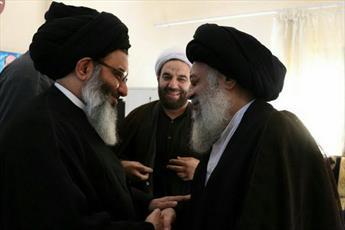 آیت الله موسوی جزایری به سوریه سفر کرد