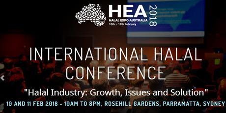 همایش بینالمللی «صنعت حلال» بهار ۲۰۱۸ در سیدنی برگزار میشود