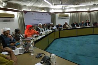 نخستين دور گفتوگوی دینی اسلام و هندوئیزم در دهلی نو برگزار شد