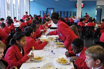 مسلمانان لنکشایر انگلستان غذای مدارس را بایکوت کردند