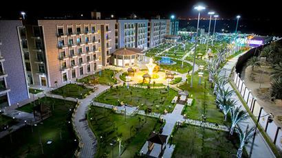 شهرک امام حسن(ع) در نزدیکی کربلا آماده پذیرایی از زائران اربعین است