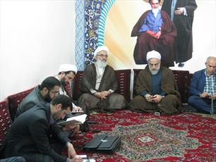 برگزاری نشست ستاد توسعه و تجهیز حوزه علمیه خواهران استان مازندران