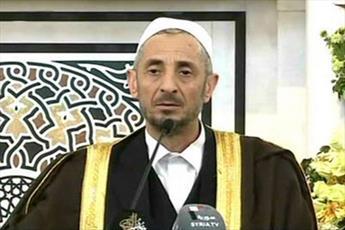 آمریکا حق ندارد برای مسلمانان تصمیم بگیرد/ پیروزی مسلمانان در گرو وحدت است