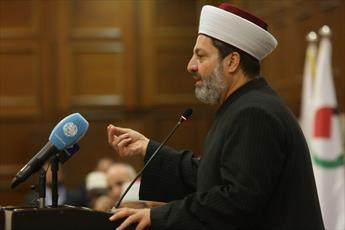 علمای جهان اسلام جزئی از راه حل باشند نه مشکل!/ اسرائیل کریهترین چهره استعمار را به نمایش گذاشته است