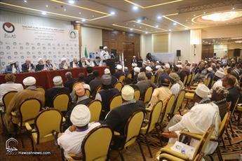 تصاویر/ دومین اجلاس بین المللی اتحاد علمای مقاومت در بيروت-۲