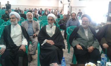اولین اجلاس عمومی مجمع بسیج شهرستان کاشان برگزارشد