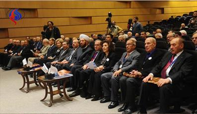 نشست «واقعیت عربی، ۱۰۰ سال پس از بیانیه بالفور» در سوریه برگزار شد