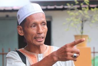 موذنی در مالزی جان ۷۰ غیرمسلمان سیل زده را نجات داد
