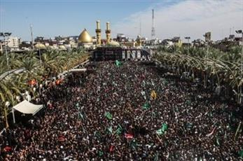 اربعین  روز عزت امت اسلامی و حقارت  دشمنان  است