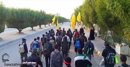 هیئتهای زائران پیاده  حرم امام رضا(ع) شناسنامهدار میشوند