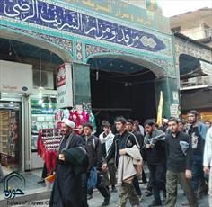 عراقی ها بیشترین نقش را در برگزاری مراسم اربعین  دارند