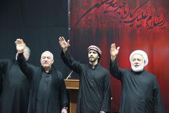 شیعیان هلند در اربعین حسینی به سوگ نشستند+ تصاویر