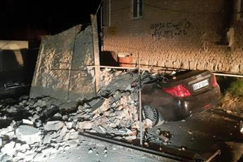 بسیج عمومی برای جبران  پیامدهای دردناک زلزله غرب کشور ایجاد شود