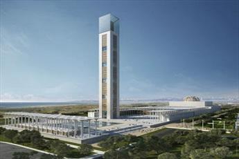 مسجد بزرگ الجزایر طبق اعلام رسمی تا سال ۲۰۱۹ تکمیل خواهد شد