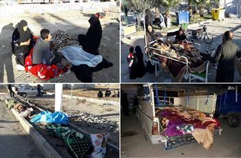 کمکهای مردمی ویژه مناطق زلزلهزده در حرم حضرت معصومه(س) جمع آوری میشود
