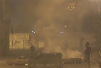 درگیری شدید در شمال بحرین در اعتراض به محاصره آیت الله عیسی قاسم