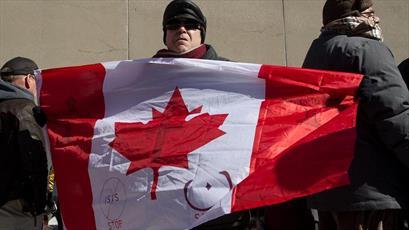 نیمی از کاناداییها اسلامهراس هستند