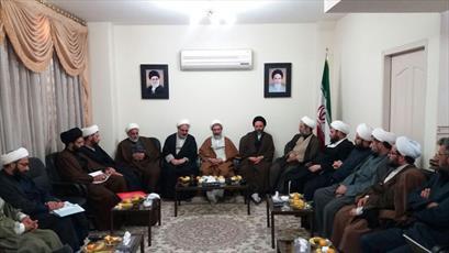 جلسه ستاد حوزوی حوادث غیرمترقبه در کرمانشاه برگزار شد