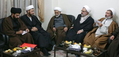 جلسه هم اندیشی ستاد حوزوی حوادث غیرمترقبه استان کرمانشاه برگزار شد
